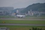 FRTさんが、福岡空港で撮影したスカイマーク 737-8FZの航空フォト(飛行機 写真・画像)