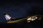 AkiChup0nさんが、那覇空港で撮影したANAウイングス 737-5L9の航空フォト(写真)