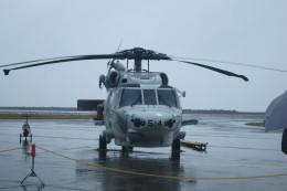 kij niigataさんが、新潟空港で撮影した海上自衛隊 SH-60Kの航空フォト(写真)