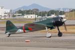 スカルショットさんが、名古屋飛行場で撮影したゼロエンタープライズ Zero 22/A6M3の航空フォト(写真)