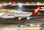 あしゅーさんが、羽田空港で撮影したカンタス航空 747-438/ERの航空フォト(写真)