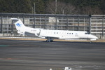 シュウさんが、成田国際空港で撮影した東方公務航空 EMB-135BJ Legacyの航空フォト(写真)