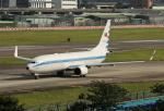 ケロさんが、台北松山空港で撮影した中華民国空軍 737-8ARの航空フォト(写真)