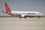 yabyanさんが、中部国際空港で撮影したチェジュ航空 737-86Jの航空フォト(写真)