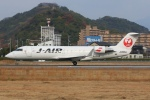 JA882Aさんが、松山空港で撮影したジェイ・エア CL-600-2B19 Regional Jet CRJ-200ERの航空フォト(写真)