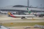 FRTさんが、関西国際空港で撮影したアシアナ航空 A321-231の航空フォト(飛行機 写真・画像)