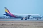 FRTさんが、松山空港で撮影したアシアナ航空 A321-231の航空フォト(飛行機 写真・画像)
