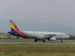 FRTさんが、松山空港で撮影したアシアナ航空 A321-231の航空フォト(写真)