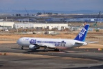やす!さんが、仙台空港で撮影した全日空 767-381/ERの航空フォト(写真)