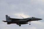 yuuki1214さんが、小松空港で撮影した航空自衛隊 F-15J Eagleの航空フォト(写真)