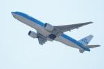 FRTさんが、関西国際空港で撮影したKLMオランダ航空 777-206/ERの航空フォト(飛行機 写真・画像)