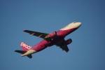 FRTさんが、福岡空港で撮影したピーチ A320-214の航空フォト(飛行機 写真・画像)