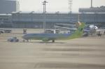 FRTさんが、関西国際空港で撮影したジンエアー 737-8SHの航空フォト(飛行機 写真・画像)