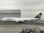 beesukeさんが、羽田空港で撮影したルフトハンザドイツ航空 747-830の航空フォト(飛行機 写真・画像)