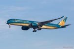 みなかもさんが、羽田空港で撮影したベトナム航空 A350-941XWBの航空フォト(写真)