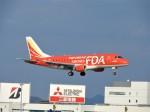おっつんさんが、福岡空港で撮影したフジドリームエアラインズ ERJ-170-100 (ERJ-170STD)の航空フォト(飛行機 写真・画像)