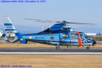 Chofu Spotter Ariaさんが、富士川滑空場で撮影した静岡県警察 AS365N1 Dauphin 2の航空フォト(写真)