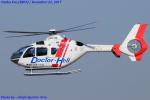 Chofu Spotter Ariaさんが、八尾空港で撮影した学校法人ヒラタ学園 航空事業本部 EC135P2+の航空フォト(飛行機 写真・画像)