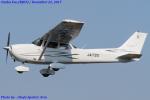 Chofu Spotter Ariaさんが、八尾空港で撮影した日本個人所有 172S Skyhawk SPの航空フォト(飛行機 写真・画像)