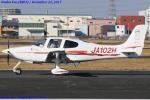 Chofu Spotter Ariaさんが、八尾空港で撮影した日本個人所有 SR20 Sの航空フォト(飛行機 写真・画像)
