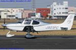 Chofu Spotter Ariaさんが、八尾空港で撮影した日本個人所有 SR22 G3-GTSXの航空フォト(飛行機 写真・画像)