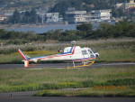 sp3混成軌道さんが、岡南飛行場で撮影した四国航空 AS350B3 Ecureuilの航空フォト(写真)