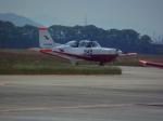 れんしさんが、防府北基地で撮影した航空自衛隊 T-7の航空フォト(写真)