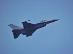 れんしさんが、防府北基地で撮影したアメリカ空軍 F-16CM-50-CF Fighting Falconの航空フォト(写真)