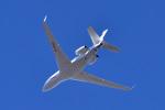 パンダさんが、成田国際空港で撮影したKeystone International Co.Ltd. Falcon 7Xの航空フォト(写真)