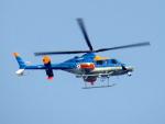 ウインビークラブさんが、東京ヘリポートで撮影した朝日航洋 430の航空フォト(写真)