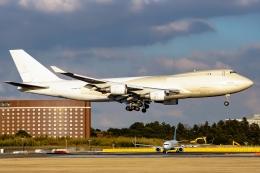 Ariesさんが、成田国際空港で撮影したアトラス航空 747-47UF/SCDの航空フォト(写真)