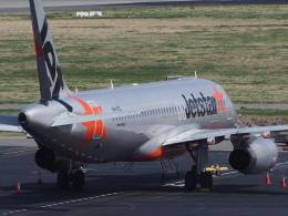 ken1☆MYJさんが、パース空港で撮影したジェットスター A320-232の航空フォト(飛行機 写真・画像)