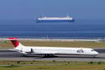 yabyanさんが、中部国際空港で撮影した日本航空 MD-90-30の航空フォト(飛行機 写真・画像)