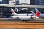 T.Sazenさんが、伊丹空港で撮影したジェイ・エア CL-600-2B19 Regional Jet CRJ-200ERの航空フォト(写真)