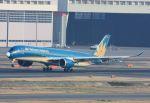 wunalaさんが、羽田空港で撮影したベトナム航空 A350-941XWBの航空フォト(写真)