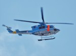 tetuさんが、札幌飛行場で撮影した北海道警察 412EPの航空フォト(写真)