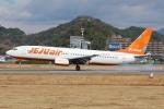 JA882Aさんが、松山空港で撮影したチェジュ航空 737-85Fの航空フォト(写真)