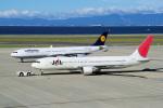 yabyanさんが、中部国際空港で撮影した日本航空 767-346の航空フォト(飛行機 写真・画像)