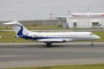 yabyanさんが、中部国際空港で撮影したサムスン テックウィン アヴィエーション BD-700-1A10 Global Expressの航空フォト(写真)