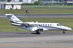 Orange linerさんが、鹿児島空港で撮影したオートパンサー 525A Citation CJ2の航空フォト(写真)