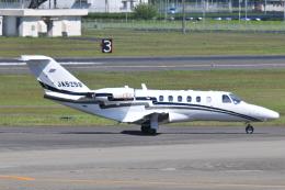 航空フォト:JA525B オートパンサー 525 CitationJet