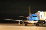 musashiさんが、岡山空港で撮影した日本トランスオーシャン航空 737-4Q3の航空フォト(写真)