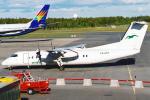 菊池 正人さんが、オスロ国際空港で撮影したヴィデロー航空 DHC-8-315 Dash 8の航空フォト(写真)