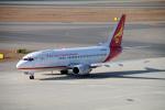 yabyanさんが、中部国際空港で撮影した揚子江快運航空 737-330(QC)の航空フォト(写真)
