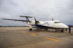 yabyanさんが、米子空港で撮影したエアーニッポンネットワーク DHC-8-314Q Dash 8の航空フォト(飛行機 写真・画像)