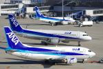 yabyanさんが、中部国際空港で撮影したエアーネクスト 737-5Y0の航空フォト(飛行機 写真・画像)