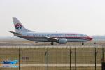 YuukiToonoさんが、青島流亭国際空港で撮影した中国東方航空 737-39Pの航空フォト(写真)