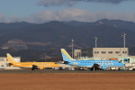 SKY KOCHIさんが、高知空港で撮影したフジドリームエアラインズ ERJ-170-100 (ERJ-170STD)の航空フォト(写真)