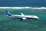 竜747さんが、新石垣空港で撮影した全日空 787-9の航空フォト(写真)