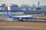 やす!さんが、羽田空港で撮影した全日空 777-281の航空フォト(写真)